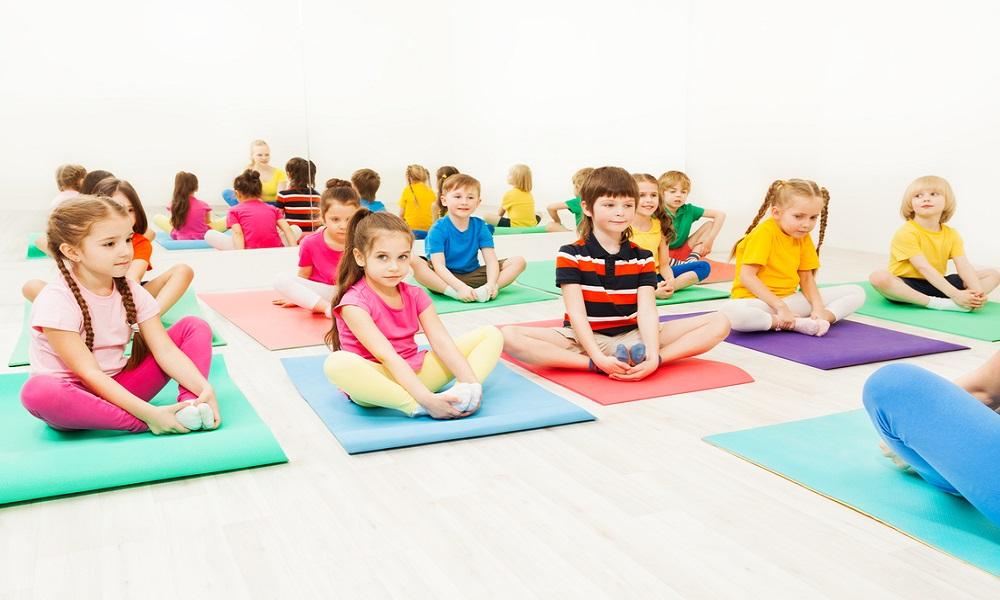 yoga desde pequeños